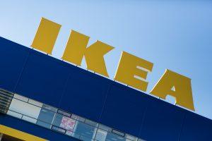 """""""Ikea"""" naują gamyklą pradės statyti pavasarį"""