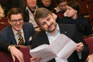 Dėl pokalbių klausymosi Vilniaus taryboje kreipėsi į prokurorus