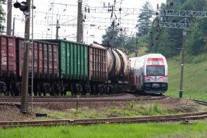 Geležinkelio inspekciją siūloma jungti prie Kelių transporto inspekcijos