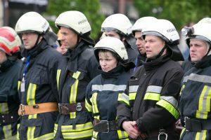 Audringas savaitgalio oras pridėjo darbo ugniagesiams (škvalo pavojus atšauktas)
