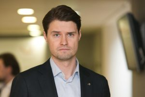 Dėl psichologinės pagalbos studentams M. Majauskas kreipėsi į ministrę