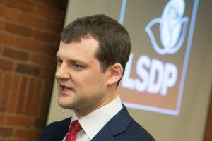 Socialdemokratų partija kels kandidatą į prezidentus