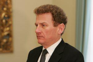 Teismas nesustabdė Ž. Marcinkevičiaus akcijų pardavimo sandorio