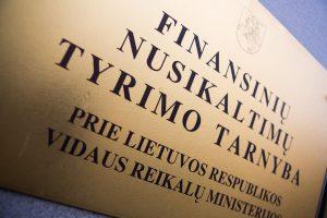 FNTT pareigūnai teisme laimėjo ginčą dėl neišduotų uniformų