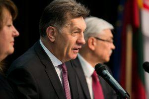Pas A. Butkevičių – neskelbtas socialdemokratų vadovybės susitikimas