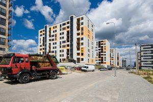 Sostinėje – butų pardavimų šuolis