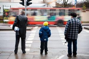 Vilniuje – svarbūs eismo organizavimo pakeitimai pėstiesiems