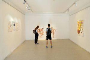 Galerijų savaitgalį lankytojus pasitiks naujos parodos
