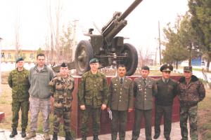Lietuvos ginkluotės inspektoriai atliks inspekciją Tadžikistane