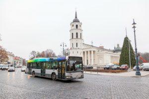 Transporto lengvatos tuština ir taip kiaurą Vilniaus kišenę