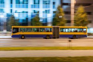 Kultūros naktį – daugiau viešojo transporto