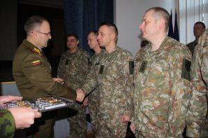 Į tarptautinę operaciją Afganistane išvyksta 19 Lietuvos karių