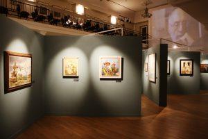 Legendinio dailininko S. Bako muziejus duris atvers jau šį rudenį