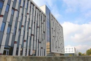 Vilniuje baigtas statyti Jungtinis gyvybės mokslų centras