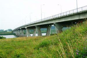 Ilgiausiam Lietuvoje automobilių tiltui – Šimtmečio vardas