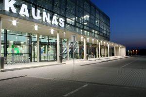 Per Vilniaus oro uosto rekonstrukciją dauguma skrydžių bus nukreipta į Kauną