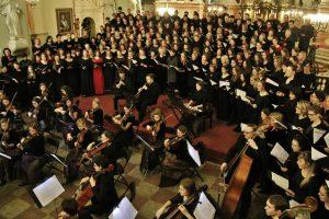"""G. Fauré """"Requiem"""" – Paryžiaus išpuolių aukoms pagerbti"""