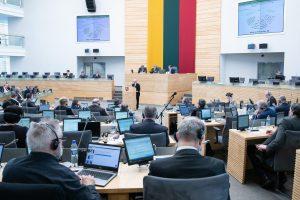 Seimas pritarė, kad Šiaurės Makedonija jungtųsi prie NATO