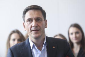"""D. Kreivys: Vilniaus sporto infrastruktūra panaši į griuvėsius prie """"Akropolio"""""""