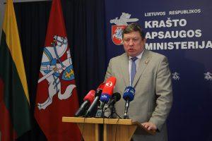 R. Karoblis dalyvauja NATO gynybos ministrų susitikime