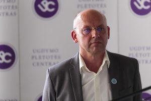 Dėl skandalingo konkurso atleistas G. Vaidelis ŠMM paliks ne tuščiomis