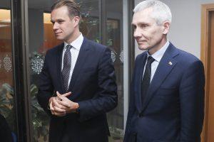 """Tuštėja """"valstiečių"""" frakcija: R. Martinėlis perbėga pas konservatorius"""