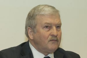 """B. Ropė – """"valstiečių"""" kandidatas į Europos Parlamentą"""