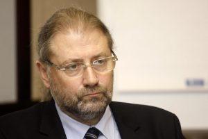 Korupcija įtariamas Panevėžio meras lieka nušalintas nuo pareigų