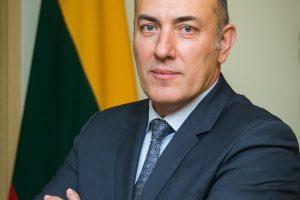 K. Kudzmanas: Moldovoje Lietuvos vardas puikiai žinomas (interviu)