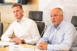 Socialdemokratai toliau kritikuoja aplinkos ministrą