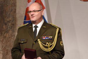 Akredituotas naujasis Slovakijos gynybos atašė Lietuvai