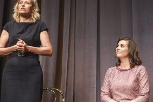 Ministrė pristatė naują Rusų dramos teatro vadovę