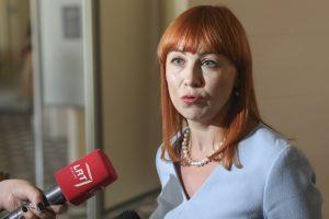 Švietimo ministrė: į visus klausimus esu pasiruošusi atsakyti