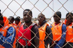 Nauju pabėgėlių traukos centru taps Ispanija?