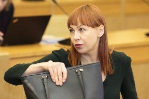 Ministrė: aukštajam mokslui tapus preke, nukentėjo visi