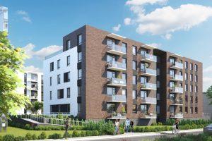 """""""Hanner"""" pradeda naują projektą: """"Paparčių namuose"""" naujakuriai rinksis iš 94 butų"""