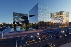 Architektų taryba sukritikavo naujo teismų pastato Vilniuje projektą