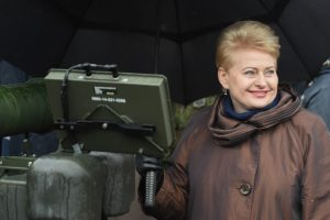 Zokniuose susitiks Lietuvos ir Vengrijos prezidentai