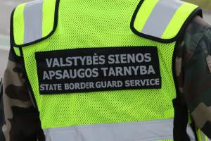 Iš Lietuvos sprunkantį vilnietį pasieniečiai sučiupo vilkikų terminale