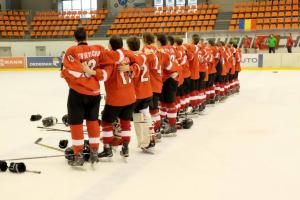 Lietuvos jaunių ledo ritulio rinktinei – pasaulio pirmenybių bronza