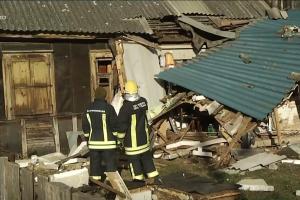 Namas Vilniuje sprogo po konflikto: vyras atsuko dujas ir uždegė žiebtuvėlį