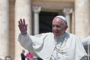 Popiežius per vizitą Lietuvoje prašo tik minimalios apsaugos