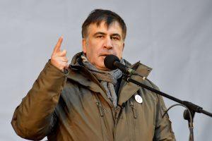 Ar M. Saakašvilio kaltinimai Ukrainos valdžiai visai be pagrindo?