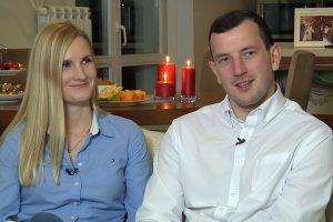 Ministras paatviravo apie skurdžią vaikystę ir meilę ukrainietei žmonai