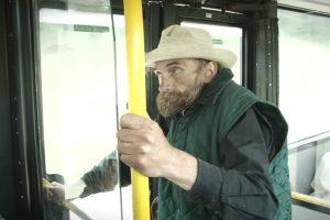 Vilniaus viešajame transporte – utėlės, niežai, smarvė