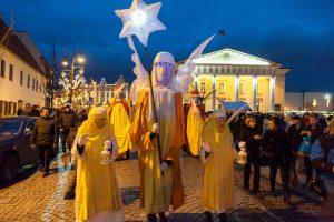 Žiemos švenčių pabaigtuvės – pagal seną paprotį