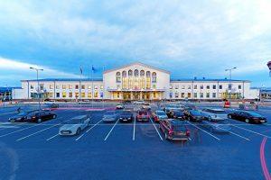 Po tako rekonstrukcijos Vilniaus oro uostas grįžo į rekordinį tempą