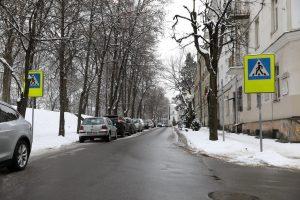 V. Mykolaičio-Putino ir Suvalkų gatvėse – laukti pokyčiai