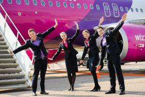 """Wizz Air"" skelbia 20 proc. nuolaidą skrydžiams"