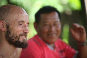 Patirtis pas Peru šamanus: ramybės paieška su haliucinacijas keliančia arbata